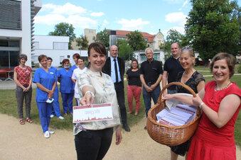 200 Gutscheine fürs Klinik-Personal