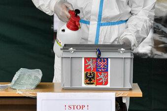 Wahlen in Tschechien haben begonnen