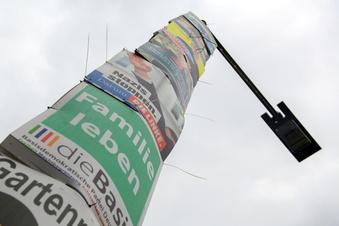 Endspurt im Wahlkampf in Sachsen-Anhalt