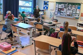 Ohne Corona-Test geht's in Sachsen nicht zum Unterricht