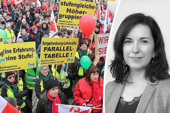 Ein Streik muss wehtun