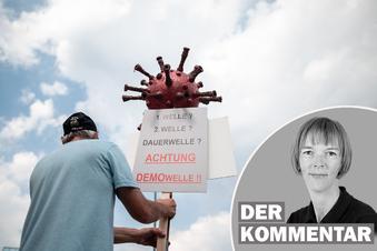 Corona-Demos: Protest muss möglich sein