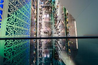 Trendmarken in der Centrum Galerie