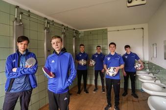 Neschwitz: Hilferuf aus dem Sportlerheim