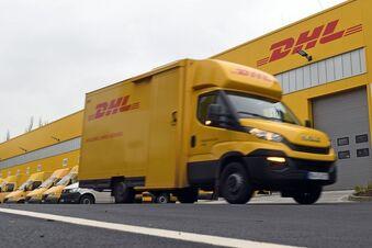 DHL rüstet Standorte auf