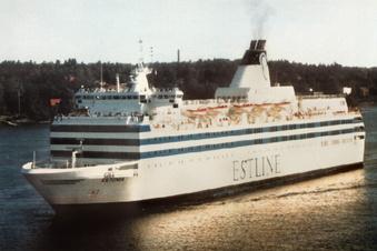 """""""Estonia""""-Unglück: Löcher im Schiffsrumpf"""
