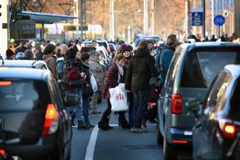Am Sonntag öffnen Dresdens Läden
