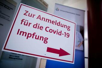 Sachsens Impfzentren bleiben nun doch länger offen