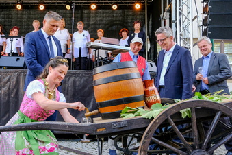 Ein ganz besonderes Winzerstraßenfest