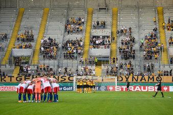 Kein Corona-Fall nach Dynamos Pokalspiel