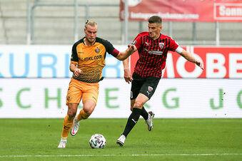 Dynamo-Kapitän sauer: Rot eine absolute Frechheit