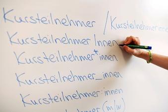 Kniffliges Thema beim Deutschlernen: Wie gendern?