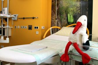 So finden Eltern eine gute Geburtsklinik in Sachsen