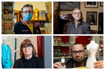 Händler in Sachsen: Werden wir überleben?