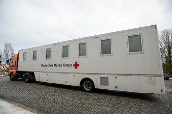 Corona: Impfstation rollt durchs Vogtland
