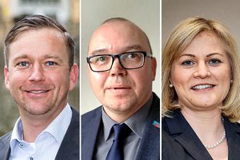 Gottleuba: Wahlkampf läuft auf Hochtouren