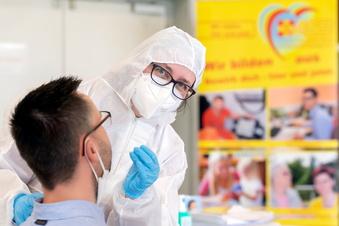 Hohnstein und Stolpen: Testzentren öffnen