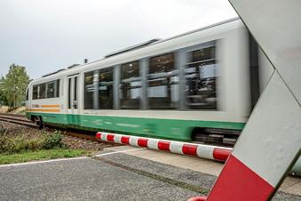 Kreis Bautzen: Deshalb lag der Ast auf den Gleisen