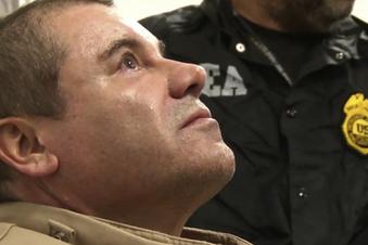 """""""El Chapo"""" wird im Gefängnis sterben"""