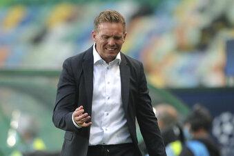 Jetzt will Nagelsmann mit RB ins CL-Finale