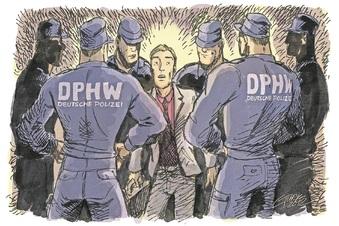Falscher Polizist muss nicht hinter Gitter
