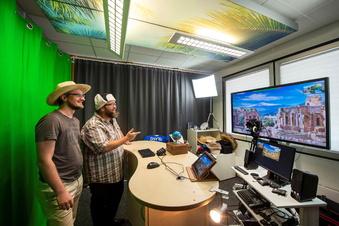 Wilsdruff: Virtuell um die Welt reisen