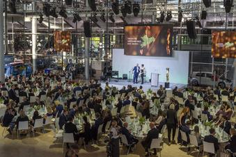 So feiert Dresden den Unternehmer des Jahres