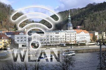 Bad Schandau bietet jetzt kostenloses Internet