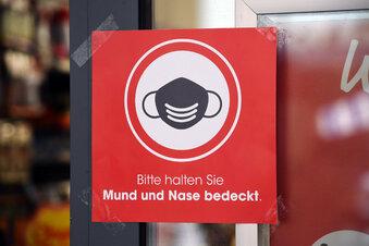 Zwölf Verstöße gegen Maskenpflicht in Dresden