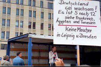 Polizei fasst Bombenleger von Dresden