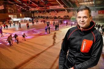 Was Jonsdorf jetzt mit der Eishalle vorhat