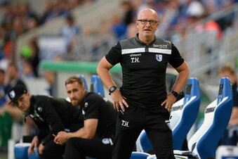 Wenn Dynamo den Trainer des Gegners abschießt