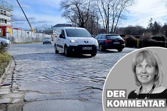 Dresdens Holperpisten sind eine Zumutung