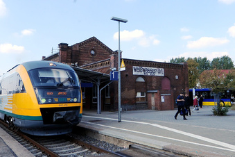 Experten-Lupe auf Bahnhof und Innenstadt