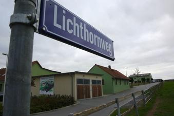 Welcher Name darf in Kamenz aufs Straßenschild?