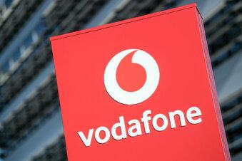 Vodafone war weg vom Netz