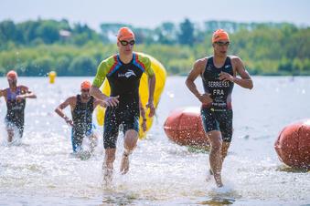 Kommen die nächsten Profi-Triathleten aus Zittau?