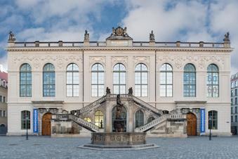 Dresdner Verkehrsmuseum öffnet wieder