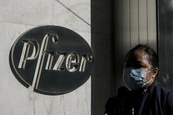 Biontech und Pfizer stellen Antrag für EU