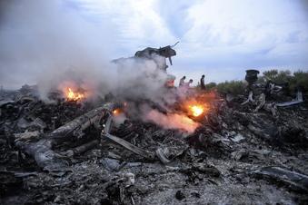 Rebellen für MH17-Abschuss angeklagt
