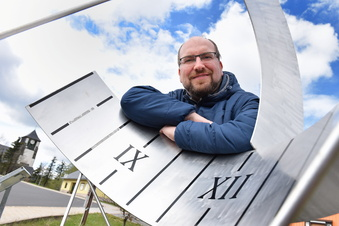 Zinnwald: Wetterverein feiert die Wetterbeobachtung