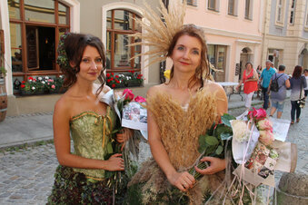 So bunt feiert Bautzen sein Altstadtfest