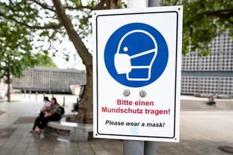 Corona: Dresden steuert auf Rückkehr zur Maskenpflicht zu