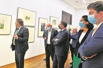 Muskauer Schloss zeigt neue Ausstellung