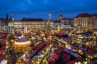 Dresdner Weihnachtsmärkte ohne Maskenpflicht