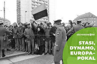 Stasi, Dynamo, Europapokal - die neue Serie