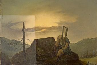 Gemälde von Carus entdeckt
