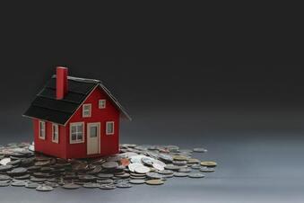 Wenig Eigenkapital macht Kredit teuer