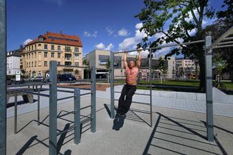 "Freizeitplätze an Dresdens ""gefährlichstem Fluss"""