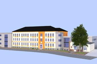 So wird die Oberschule Radeburg erweitert